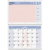 At-A-Glance QuickNotes Breast Cancer Calendar