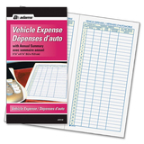 Adams Vehicle Expense Journal