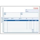 Adams Invoice Form Book