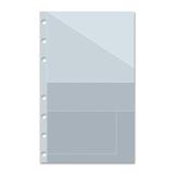 Blueline MiracleBind Notebook Storage Pocket