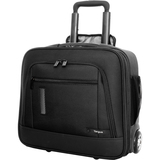 """Targus Revolution Carrying Case (Roller) for 15.6"""" Notebook - Black TBR015CA"""