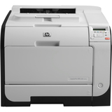 HP LaserJet Pro 400 M451DN Laser Printer - Color - 600 x 600 dpi Print - Plain Paper Print - Desktop