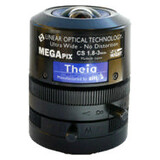 AXIS 1.80 mm - 3 mm f/1.8 Ultra Wide Angle Lens for CS Mount - 1.7x Optical Zoom