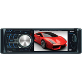 "Boss BV7948B Car DVD Player - 3.6"" LCD - 320 W RMS - Single DIN - DVD Video, Video CD, SVCD - FM, AM - Secure Digital (SD) - Bluetooth - 2 x USB - 800 x 480 - iPod/iPhone Compatible - In-dash"