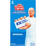 Mr. Clean Cleaning Pad - 4 / Pack - Blue, White PGC82027PK
