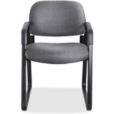 Safco Cava Urth Series Sled Base Guest Chair