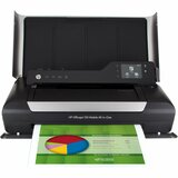 HP Officejet 150 Inkjet Multifunction Printer - Color - Plain Paper Print - Desktop
