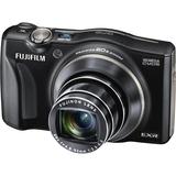 Fujifilm FinePix F770EXR 16 Megapixel Compact Camera - Black