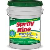 Spray Nine Multipurpose Cleaner & Disinfectant - Liquid Solution - 5 gal (640 fl oz) - Mild Scent -  PTX26805