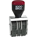 COS012731 - COSCO 2000 Plus Four-band Date Stamp