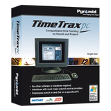 Pyramid TimeTrax PC Time & Attendance Software