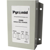 Pyramid 5300 - Bell Ringer-24 Volt DC Single Zone