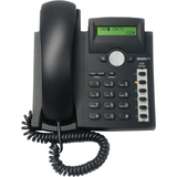 Snom 300 IP Phone - Cable - Wall Mountable - Black