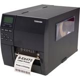 Toshiba B-EX4T 4IN Thermal Printer DT/TT 203DPI Flathead 12IPS LAN USB