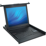 AVOCENT LCD Console Tray with Integrated KVM Appliance
