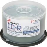 NSN5214221 - SKILCRAFT CD Recordable Media - CD-R - 52x - 70...