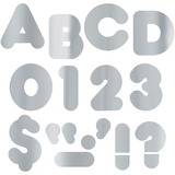 "TEPT480 - Trend Metallic Casual Uppercase 4"" Ready Lett..."