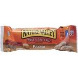 NATURE VALLEY Sweet & Salty Peanut Bars - Sweet and Salty - 1.20 oz - 16 / Box GNMSN42067