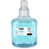 Gojo Pomeberry Foam Handwash Refill - Pomeberry Scent - 40.6 fl oz (1200 mL) - Hand - Light Blue - M GOJ191602
