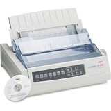 Microline 320 Turbo Dot Matrix Impact Printer  MPN:62411601
