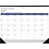 Blueline Calendar Desk Pad