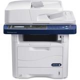 Xerox WorkCentre 3325/DNI Laser Multifunction Printer - Monochrome - Plain Paper Print - Desktop