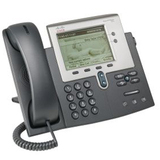 Cisco Unified 7942G IP Phone - Dark Gray