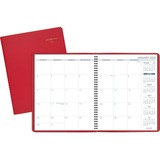 At-A-Glance Wirebound Monthly Appointment Book - Julian - Monthly - 1.2 Year - January 2017 till Jan AAG7025013