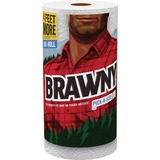 Brawny Industrial Pick-a-size Paper Towels - 2 Ply - 102 Sheets/Roll - White - Paper - Soft, Durable GPC43905RL
