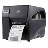 Zebra ZT220 Direct Thermal/Thermal Transfer Printer - Monochrome - Desktop - Label Print