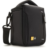 Case Logic TBC-404 Carrying Case for Camera, Lens Cap, Accessories - Black