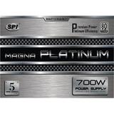 Sparkle Power 600 Watts ATX12V V2.3 EPS12V V2.92 Switching Power Supply (Meet 2013 ErP)