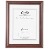 "SKILCRAFT Cherry Wood Frames - 11"" x 14"" Frame Size - Wall Mountable - Vertical, Horizontal - Wood - NSN3579981"