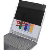 """SKILCRAFT Privacy Screen Filter Black - For 17.3""""Notebook, Monitor NSN5995291"""