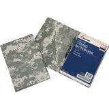 "SKILCRAFT Steno Notebook Vinyl Pad Holder - 6"" x 9"" Sheet Size - 80 Sheet Capacity - Inside Front Po NSN6008651"