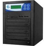 EZdupe Media Mirror Multi-Format 3 Copy DVD/CD/SD/CF/MS/MMC/USB Duplicator