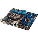 Asus P8H61-M LE/CSM R2.0 Desktop Motherboard - Intel H61(B3) Express Chipset - Socket H2 LGA-1155