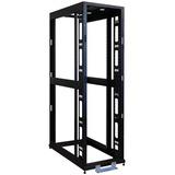 Tripp Lite 45U Mid-Depth 4-Post SmartRack Premium Open Frame Rack
