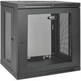 Tripp Lite SmartRack 12U Wall-Mount Rack Enclosure Cabinet