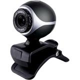 Inland Webcam - 1.3 Megapixel - 30 fps - Black - USB 2.0