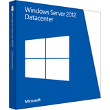 Microsoft Windows Server 2012 Datacenter 64-bit - License and Media - 2 Processor