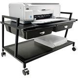 VRTVF95530 - Vertiflex Underdesk Machine Stand with Draw...