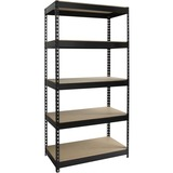 LLR61621 - Lorell Riveted Steel Shelving