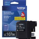 BRTLC107BK - Brother Genuine Innobella LC107BK Super...