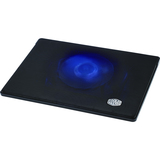 Cooler Master NotePal I300 - Ultra-Slim Laptop Cooling Pad with 160mm Blue LED Fan