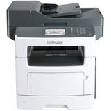 Lexmark MX511DHE Laser Multifunction Printer - Monochrome - Plain Paper Print - Desktop
