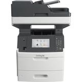 Lexmark MX710DE Laser Multifunction Printer - Monochrome - Plain Paper Print - Desktop - Copier/Fax/ LEX24T7401