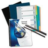 Fellowes 50 Document Binding Kit