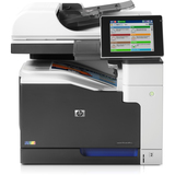 HP LaserJet 700 M775DN Laser Multifunction Printer - Color - Plain Paper Print - Desktop
