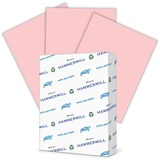 "Hammermill Fore Copy & Multipurpose Paper - Letter - 8.50"" x 11"" - 24 lb Basis Weight - Recycled - 3 HAM104463"